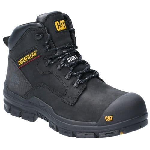 Caterpillar Bearing Boots Safety Black